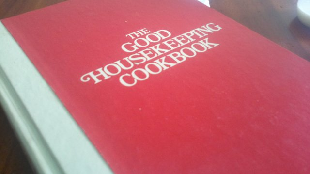 The Cook book...