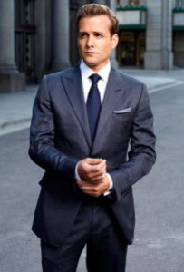Gabriel Macht has a leading role in the hit TV series Suits